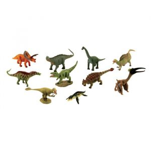 Speelset dinosaurussen (10st) Collecta