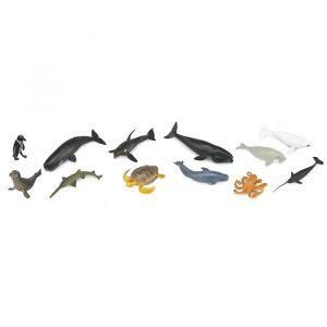 Speelset zeedieren (12st) Collecta