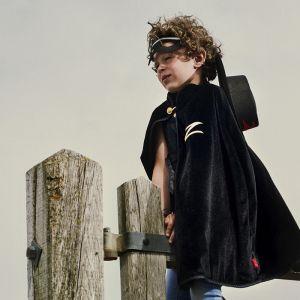 Zorro cape 4-8 jr/104-128 cm Souza