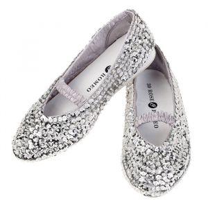 Schoenen Lily zilver maat 25 Rose&Romeo
