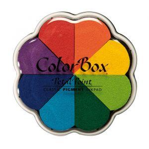 Color Box Pinwheel