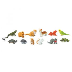 Speelset huisdieren (12st) Safari Ldt.