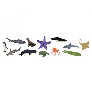 Speelset oceaan dieren (12st) Safari Ltd