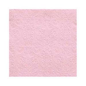 Gebaksservetten Elegance Roze
