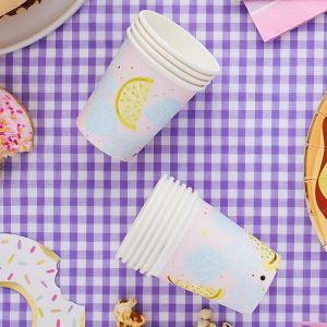 Bekertjes Eat Drink Party (10st) Hootyballoo