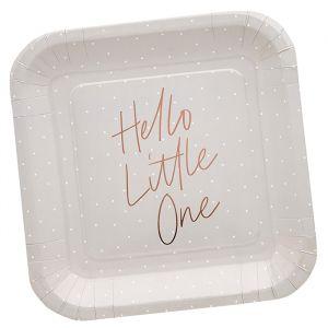 Bordjes Hello Little One (10st) Hootyballoo