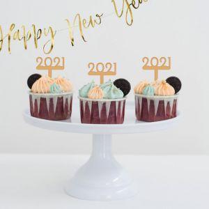 Cupcake prikkers 2021