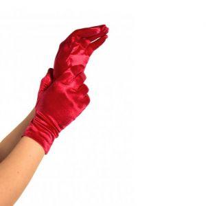 Lange handschoenen rood Leg Avenue