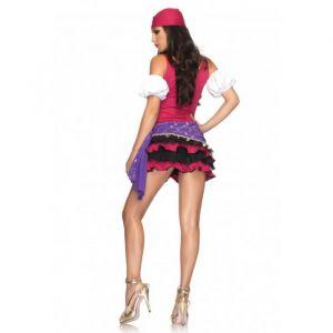 Gypsy kostuum dames (maat S/M) Leg Avenue