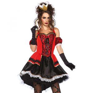 Royally Sexy Queen kostuum Leg Avenue
