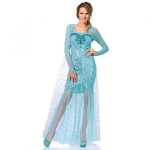 Frozen Fantasy kostuum dames Leg Avenue