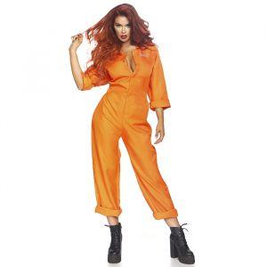 Orange is the New Black jumpsuit dames Leg Avenue