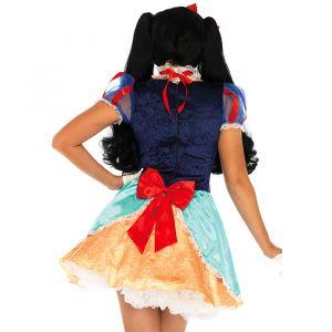 Sneeuwwitje Lolita kostuum Leg Avenue