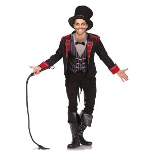 Sinister Ring Master kostuum heren (maat M/L) Leg Avenue