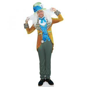 Classic Mad Hatter kostuum heren Leg Avenue