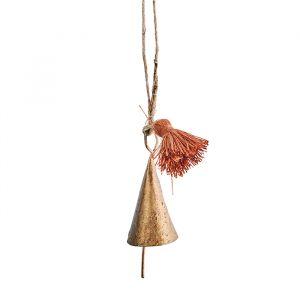 Kersthanger Bell gold Madam Stoltz