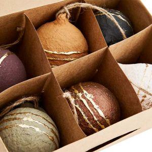 Kerstballen Balls (6st) Madam Stoltz