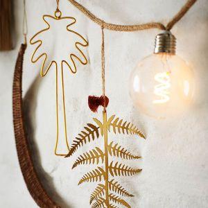 Palm hanger goud Madam Stoltz