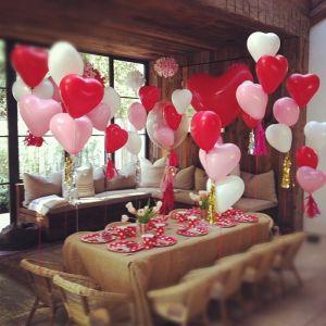 Hartballonnen (8st)