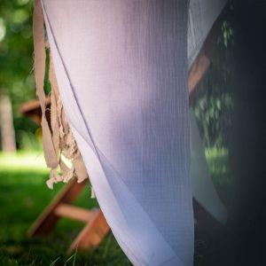 Tafelloper katoen wit