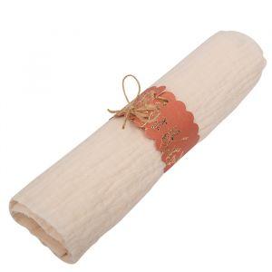 Servetringen Twigs Terracotta (10st)