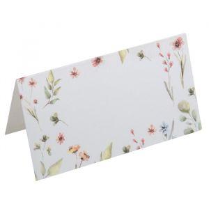 Plaatskaartjes Lovely Flowers (10st)