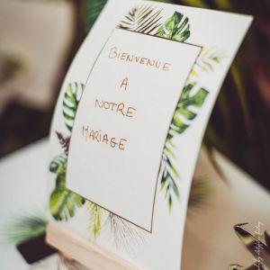 Uitnodigingen Tropical Botanique (10st)
