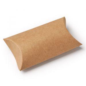 Bedankdoosjes Pillow kraft (10st)