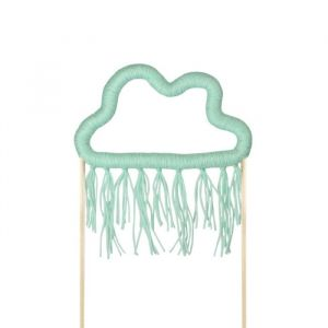 Taarttopper Wolk mint