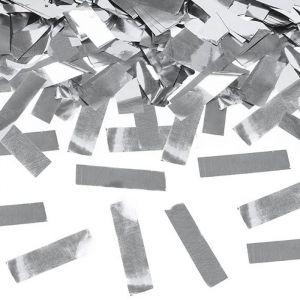 Confetti kanon confetti zilver