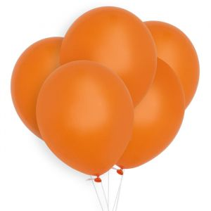 Ballonnen oranje (10st) Perfect Basics House of Gia
