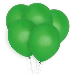 Ballonnen lichtgroen (10st)