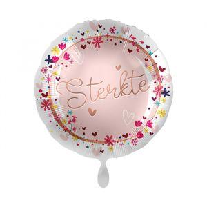 Folieballon Sterkte (43cm)