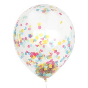 Mega confetti ballon Sprinkle Mix 60cm House of Gia