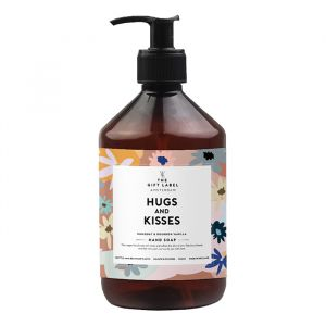 Handzeep Hugs and Kisses (500ml) The Gift Label