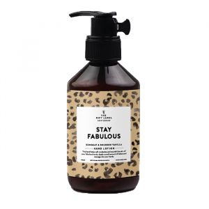 Hand Lotion Stay Fabulous (250ml) The Gift Label