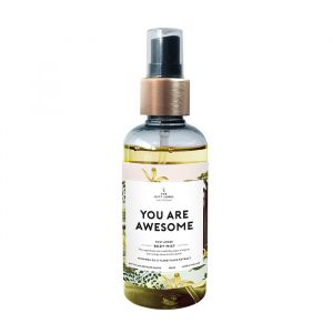 Body mist You are Awesome (100ml) The Gift Label