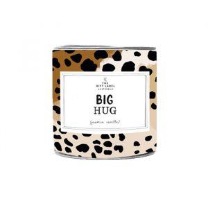 Geurkaars klein Big Hug Fresh Cotton The Gift Label