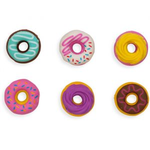 Gummen met geur Donuts (6st) Ooly