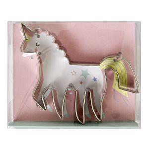 Unicorn koekjes uitsteker
