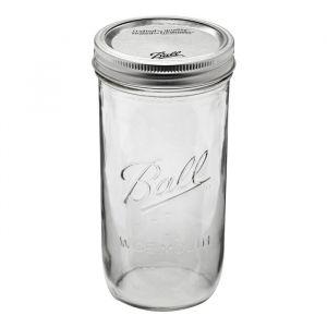 Ball Mason Jar Pint and a Half Wide Mouth (24oz)