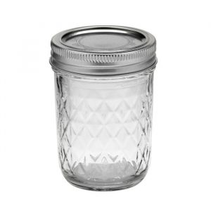 Ball Quilted Crystal Jelly (8oz)