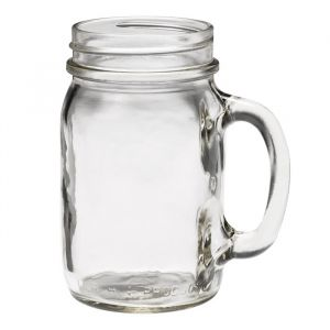 Ball Mason Jar drinking mug plain (16oz)