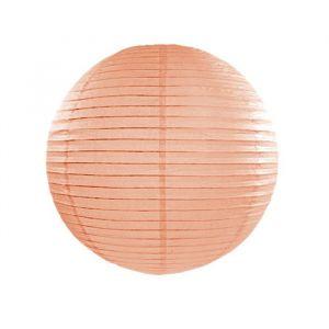 L Lampion Peach 35cm