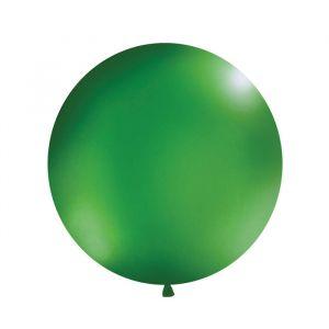 Mega ballon Donkergroen 1m