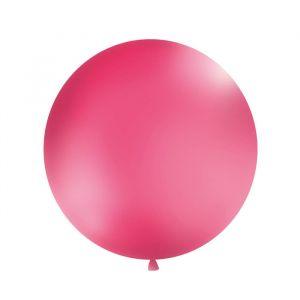 Mega ballon Fuchsia 1m