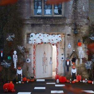 Streamers Pastel Halloween Meri Meri