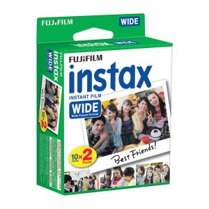 Instax Wide Film 2 x 10st