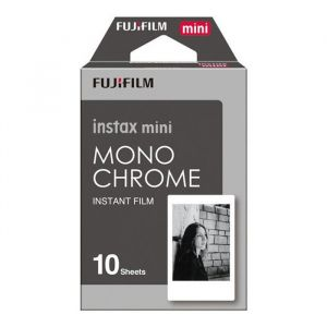 Instax Mini zwart-wit film (10st)