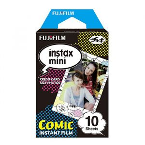 Instax Mini comic frame film (10st)